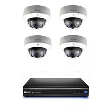 Swann 8 Channel Full HD NVR with 4 x 3 Megapixel NHD-831 Cameras