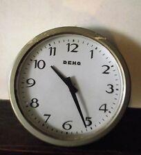 Horloge pendule usine en vente ebay for Grosse horloge murale ancienne
