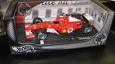 HOTWHEELS 1:18 F1 SCHUMACHER 150 FERRARI  GRAND PRIX WINS CANADIAN GRAND PRIX 02