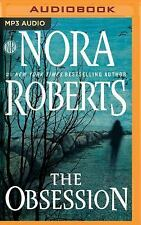 The Obsession by Nora Roberts (2016, MP3 CD, Unabridged)