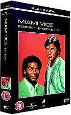 Miami Vice - Series 1 (DVD) Box  Set, Episodes 1-8)