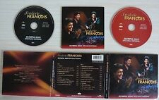 COFFRET 2 CD DIGIPACK OLYMPIA 2002 FREDERIC FRANCOIS SPECTACLE INTEGRAL