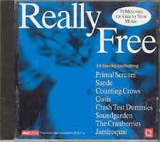 Really Free, CD: Primal Scream, Massive Attack etc.