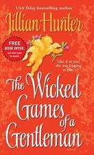 The Wicked Games of a Gentleman - Jillian Hunter (Paperback)