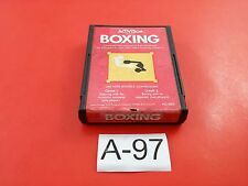 Boxing (Atari 2600) Cleaned, Tested & Working