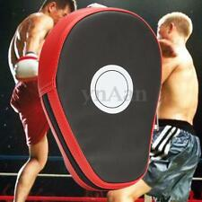 New PU Leather Boxing Target Focus Punch Pad Glove For Muay Thai MMA Training