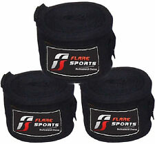 Flare Sports Hand Wrist Wrap Boxing Stretch Tape Weight Lifting Strap 4.5m
