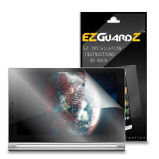 2X EZguardz LCD Screen Protector Skin Cover HD 2X For Lenovo Yoga Tablet 2 10.1