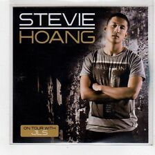 (FU809) Stevie Hoang, 4 track album sampler - DJ CD