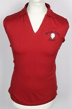 VINTAGE TRIAD GIRLS GOLF SLEEVELESS GOLF SHIRT WOMENS XL PRO CELEBRITY