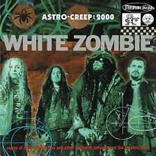 White Zombie - Astro Creep 2000 180g vinyl LP NEW/SEALED Rob La Sexorcisto