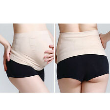 Pregnant Women Belly Support Hold the Corset Breathable Waist Toning Belt Bound