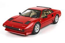 Ferrari 208 Gtb Turbo 1982 Red BBR 1:18 BBRP18103 Model