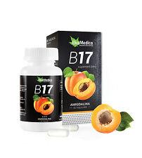 EkaMedica Vitamin B17, 60 capsules.