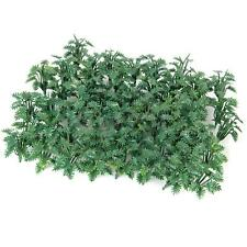 50pcs Green Grass Ground Cover Model Railway Garden Scenery Layout 5cm O Scale