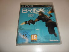 PlayStation 3 PS 3  Brink