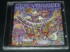 About Time by Steve Winwood