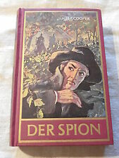 James Cooper - Der Spion - 1964 - Karl May Verlag - Erstauflage!
