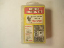 * 1 Eagle Claw CATFISH RIGGING KIT 50 Pieces of tackle (OBS200) 13-O1 TK
