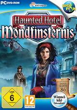 HAUNTED HOTEL * MONDFINSTERNIS *  WIMMELBILD-SPIEL  PC CD-ROM