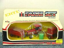 INTERNATIONAL HARVESTER, 1/64, DIECAST, NIB