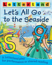 MAXTED, D-LET`S ALL GO TO THE SEASIDE (PACK BOOK NEW