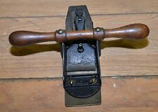 Rare Antique Stanley Bailey No. 11 type 1 belt floor plane collectible tool