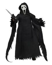 NECA SCREAM 4 GHOST FACE GHOSTFACE BACK ACTION DOLL VINTAGE FIGURES