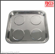 BGS - Large Magnet Tray, Magnetic Shell - 265 x 290 mm - Pro Range - 1151