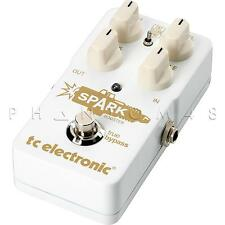 TC Electronic Spark Booster Guitar Boost Effect Electronics Effects Pedal