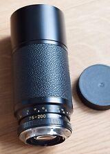 Leica Leitz Wetzlar 75-200mm 4,5 Vario Elmar R Telezoom, hervorragender Zustand