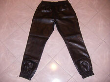 SOUTH POLE COLLECTION SHINY SWEATS BLACK FAUX GATOR STYLE NWT XXL HIGH QUALITY