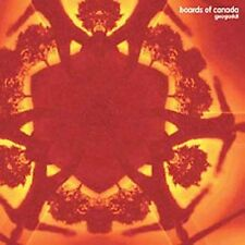 Geogaddi by Boards of Canada (CD, Feb-2002, Warp) BRAND NEW SEALED