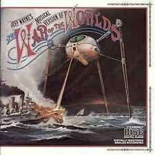 Jeff Wayne's Musical Version of: The War Of The Worlds by