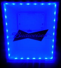 Blue LED Light Set for Husky Type Mini Fridge Cooler. Fridge NOT Included