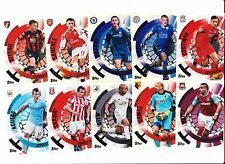 Topps Premier Club 2016 Superstars Cards Full Set All 10 Superstar cards 15/16