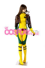 X-men -- Rogue Cosplay Costume