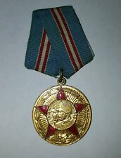 50 Years of the Soviet Army USSR Soviet Russian Military Medal