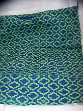 BRAND NEW orYANY DUST BAG COVER 20 X 24 Authentic Blue Green