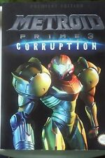 Metroid Prime No. 3 : Corruption by David Knight. Wii Game Guide Prima Games