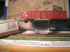 LIMA 309047 FS VAGONE Eaos SPONDE ALTE NUOVO NEU ORIGINAL BOX OVP FOR COLLECTORS