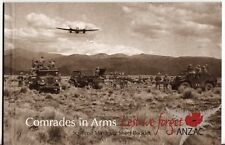 NEW ZEALAND 2009 COMRADES IN ARMS PRESTIGE BOOKLET F.U