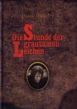 Paul Naschy LA STUNDE EL CRUEL LEICHEN Mediabook DVD Edición Limitada Nuevo