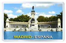 MADRID SPAIN MOD5 FRIDGE MAGNET SOUVENIR IMAN NEVERA