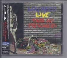 LOU REED Live Take No Prisoners 2cd set  JAPAN cd BVCM-37404-5  VU  sealed  NEW