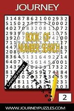 Journey Number Search Puzzles Ser.: Journey Number Search Puzzles 2 by...