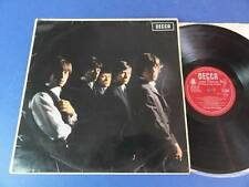 ROLLING STONES  THE ROLLING STONES decca 64 -2A-7A Lp VG+