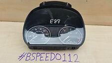 BMW 1 SERIES E81 E82 E87 E88 INSTRUMENT ODOMETER SPEEDOMETER CLUSTER 9187047