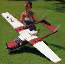 Cessna   Skymaster  Twin.  Giant Scale RC AIrplane PDF  Plans on CD