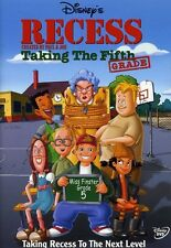Recess: Taking the Fifth Grade [DVD NEW]